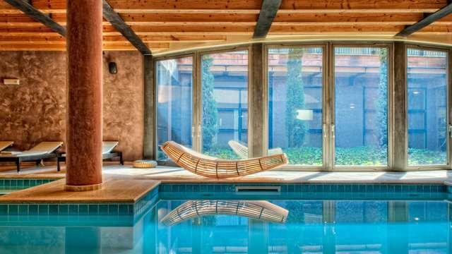 Relax en Verona: estancia en Suite con acceso al SPA y sorpresas en la habitación