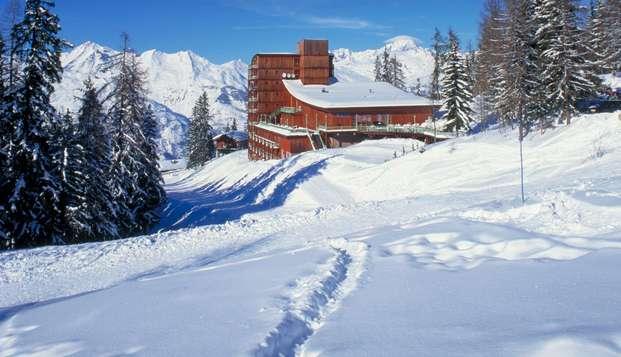 Détente au cœur des Alpes aux Arcs 1800