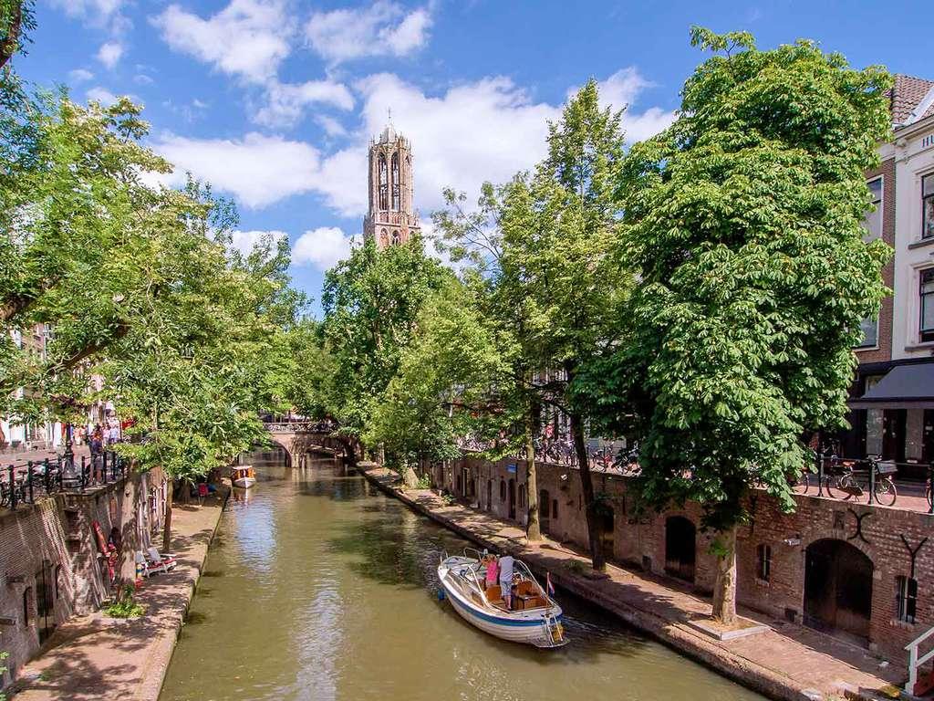 Séjour Pays-Bas - Découvrez le charmant centre-ville d'Utrecht  - 3*
