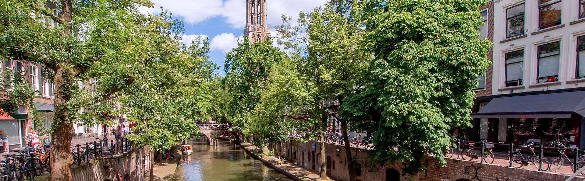 Découvrez le charmant centre-ville d'Utrecht