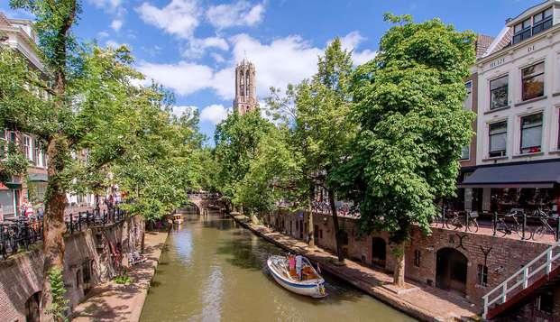 Ontdek het prachtige centrum van Utrecht