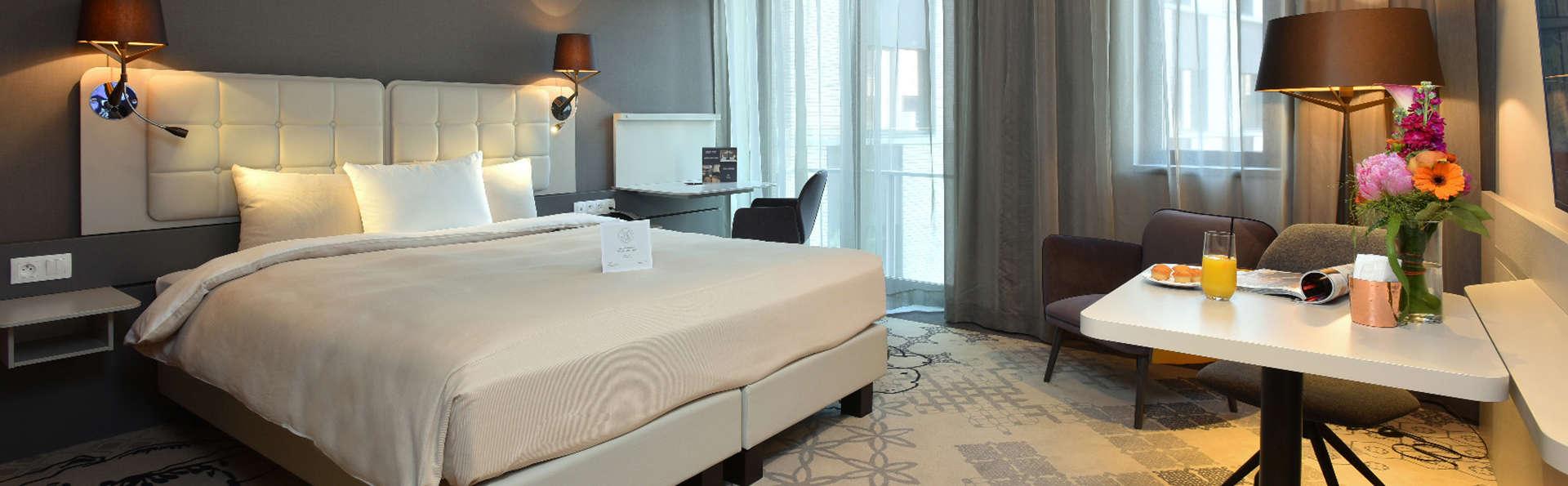 Luxueus verblijf met een ontspannende Oosterse massage
