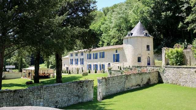 Vie de château près de Niort