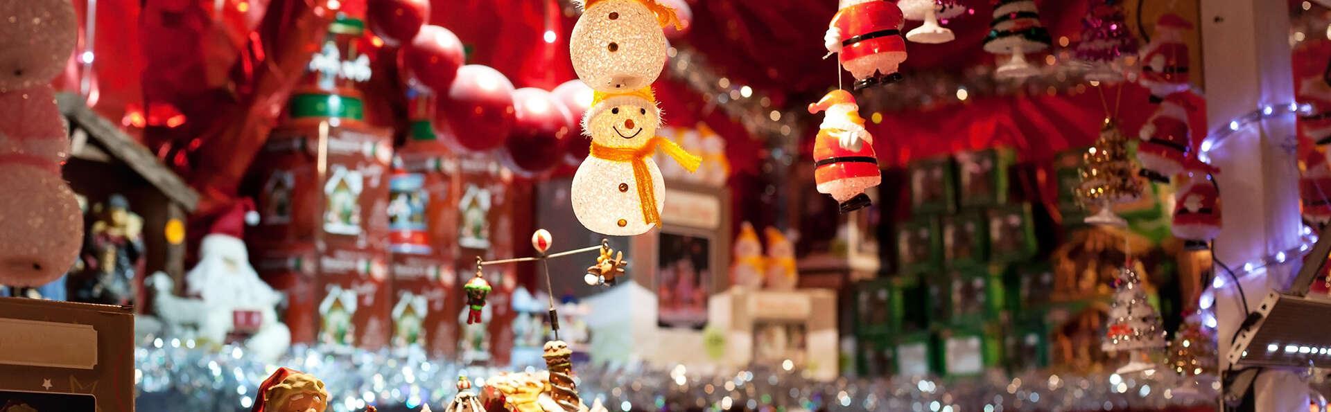 Vivez un Noël féerique à Strasbourg avec dîner