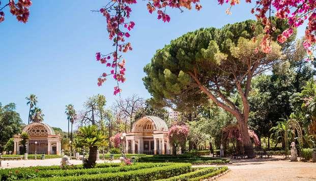 Offerta Last Minute a Palermo: soggiorno di 3 notti in villa storica ad un prezzo speciale!