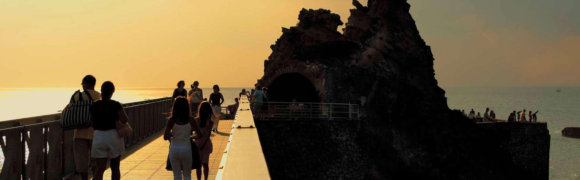 Week-end romantique Saint Valentin, en bord de mer, avec dîner en chambre