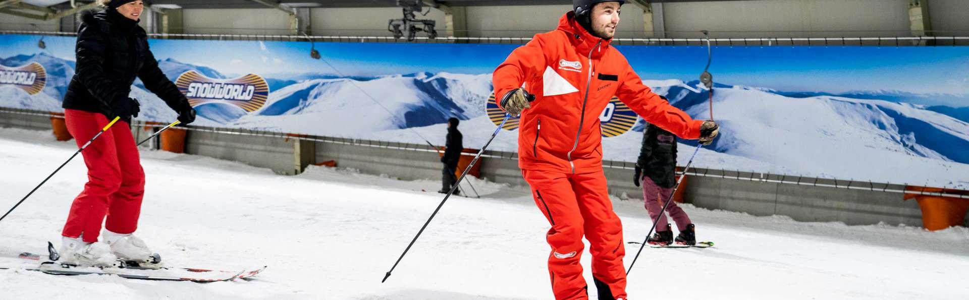 Sports d'hiver à Landgraaf