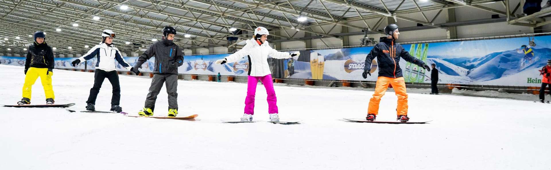 Skier ou grimper dans l'un des plus grands parcs d'Europe !