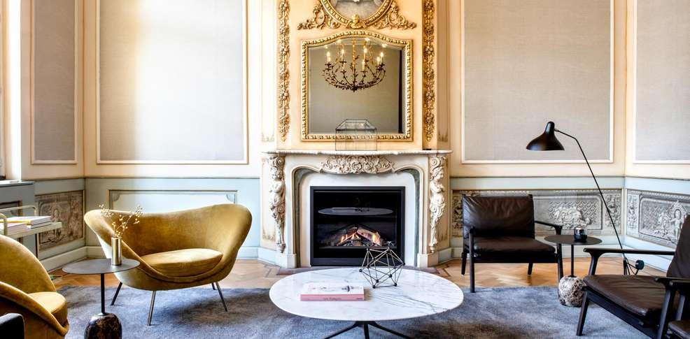 Pillows Grand Hotel Reylof Gent 4 Gand Belgique