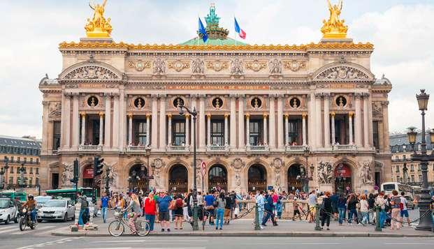 Week-end au coeur de Paris à proximité de l'Opéra