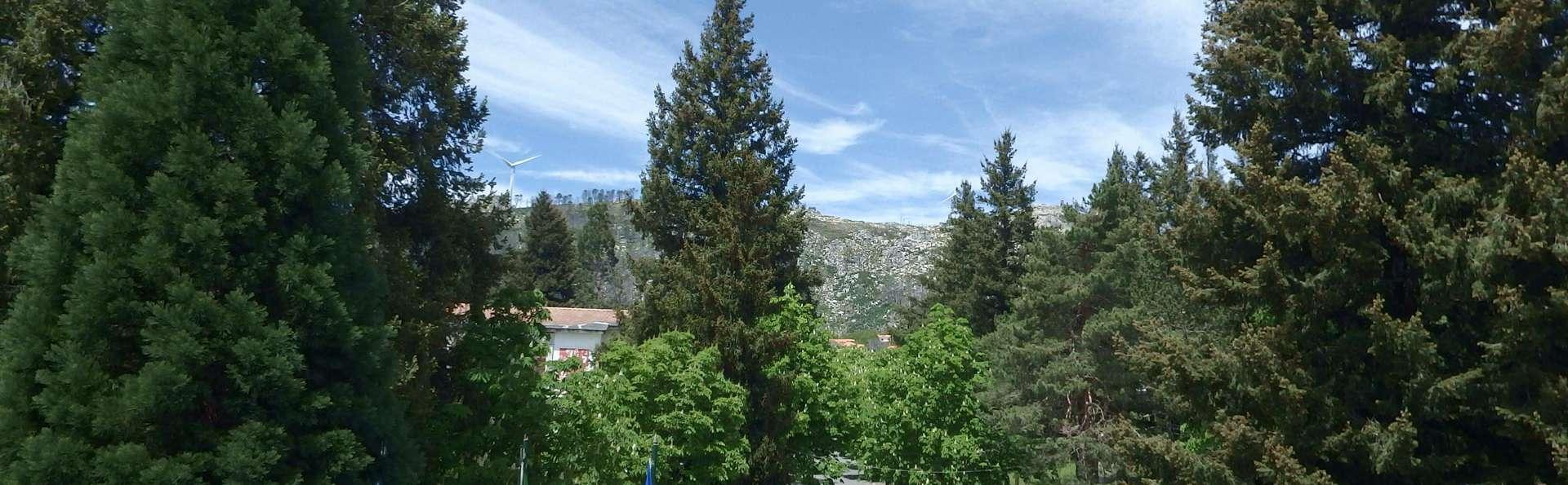 Escapada Relax con copa de bienvenida en un hotel con Spa y vistas a Serra da Estrela