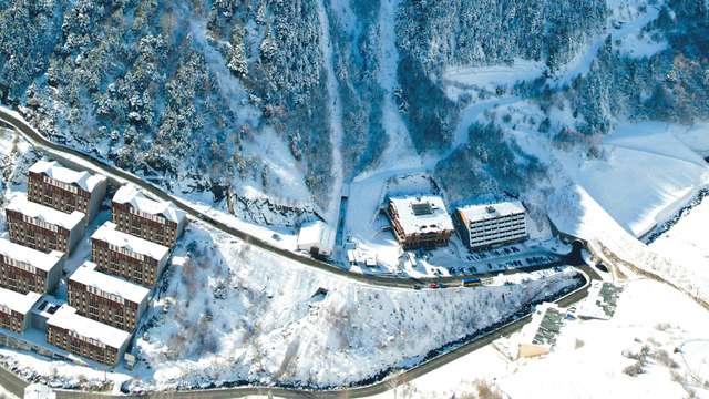 Lujo y tranquilidad en el corazón de los Pirineos