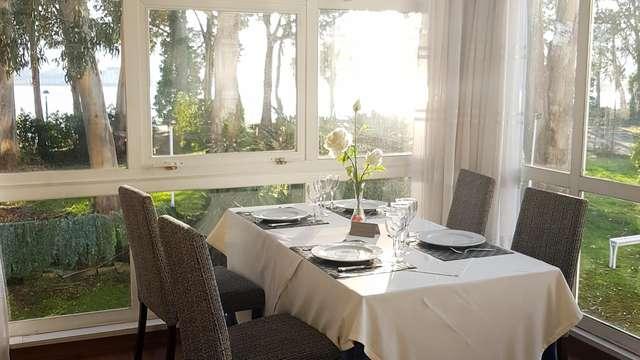 Mar & Gastronomía: Escapada con Cena en un hotel en la playa de Santa Cristina