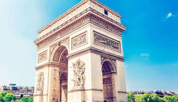Virée citadine et détente à Paris