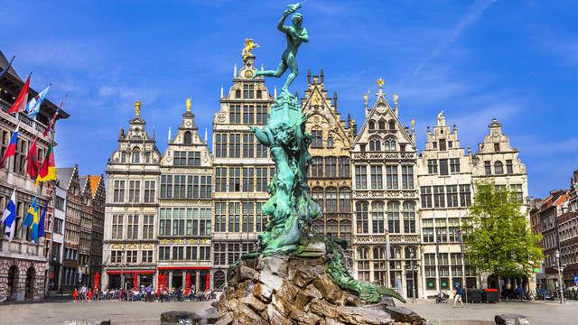 Ontdekkingsweekend in Antwerpen (vanaf 2 nachten)
