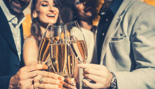 ¡Despide el 2019 en un lujoso hotel de Avilés con fiesta toda la noche y mucho más!