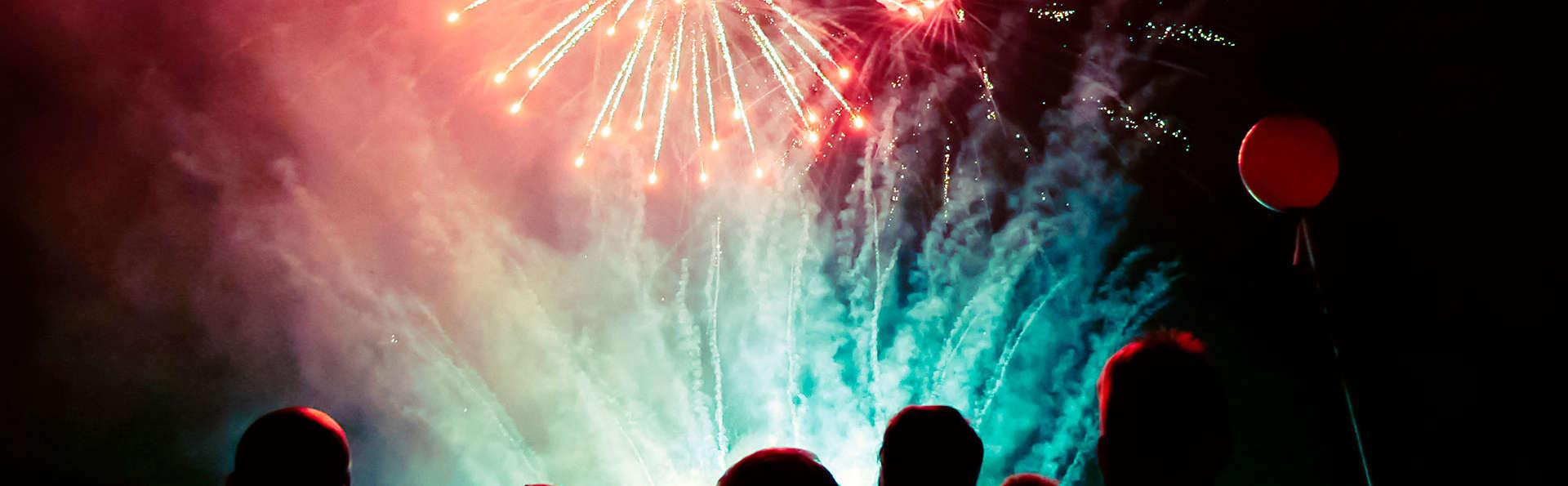 Celebra la Nochevieja junto al mar con Cena de gala en un hotel de lujo de Palma de Mallorca