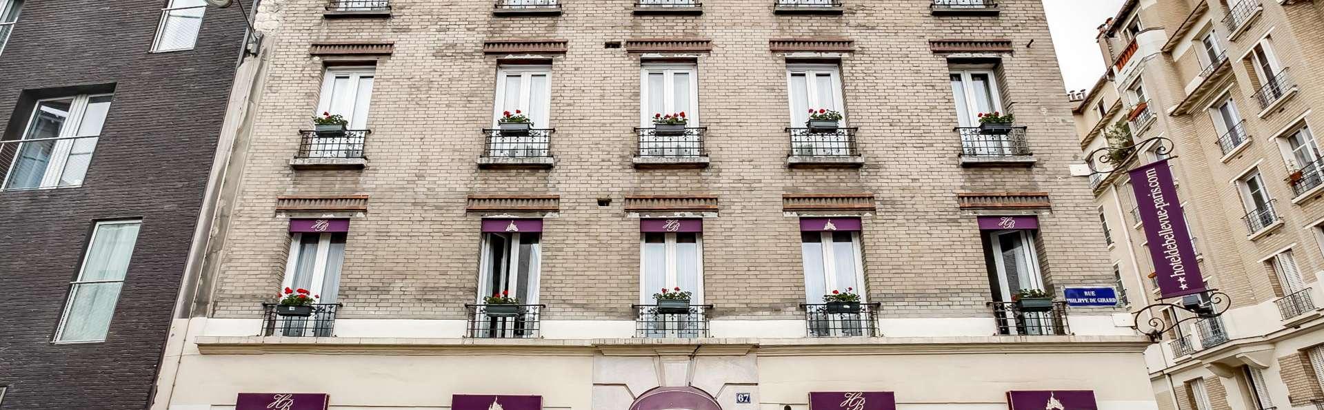 Hotel de Bellevue Paris Gare du Nord - EDIT_FRONT_01.jpg