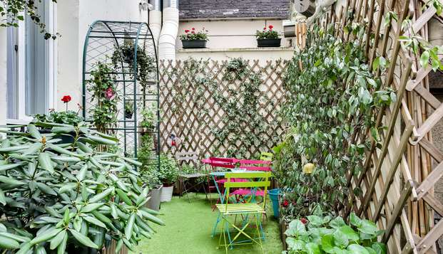 Descansa a pocos minutos del barrio de Montmartre (desde 2 noches)