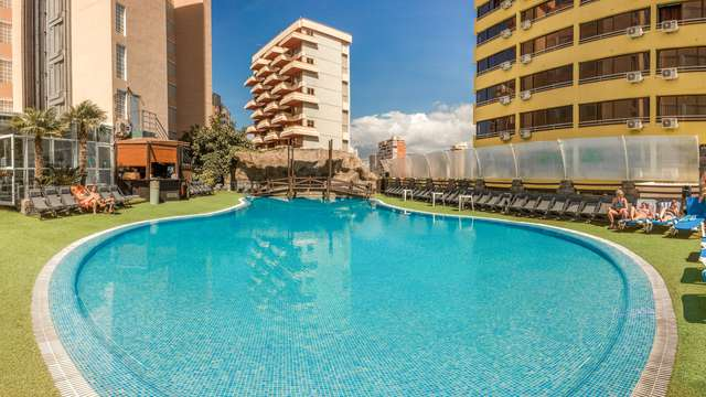 Benidorm Celebrations Music Resort Adults only