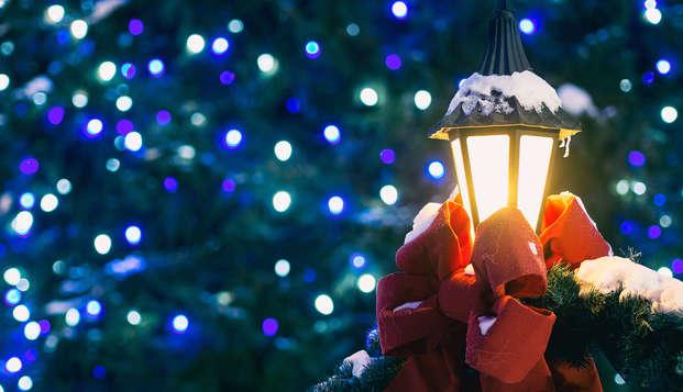 Descubre Paris y el mercado de Navidad de la Défense (desde 2 noches)