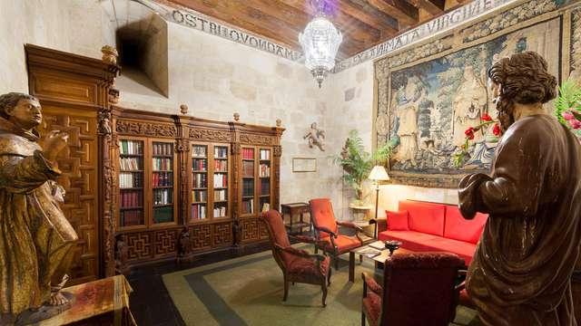 Escapada en un castillo Medieval del S.XV en habitación Deluxe