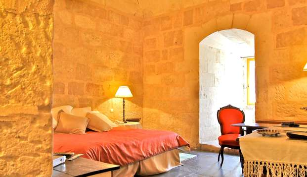 Hoteles Inolvidables: Escapada en un Castillo Medieval del S.XV