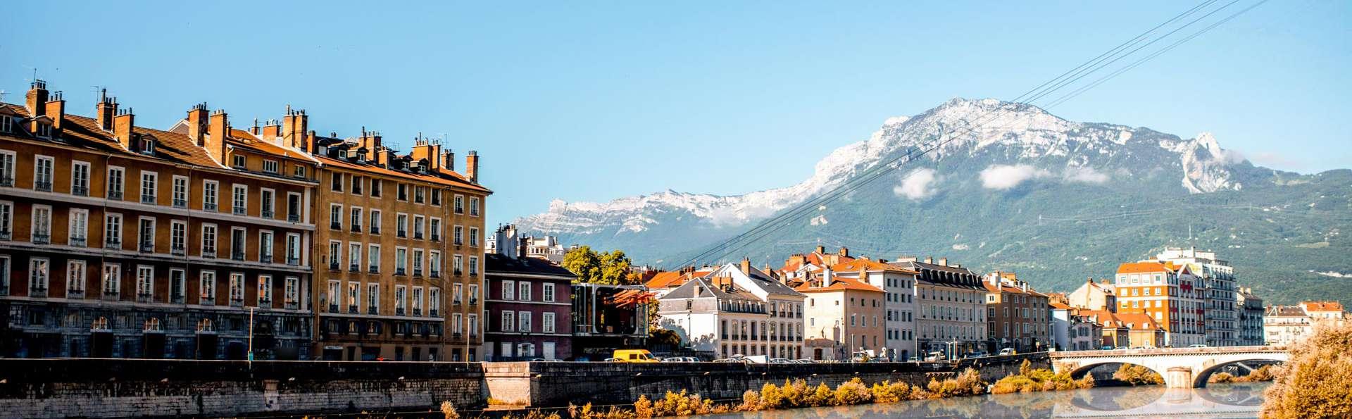Calme et confort aux portes de l'hypercentre de Grenoble