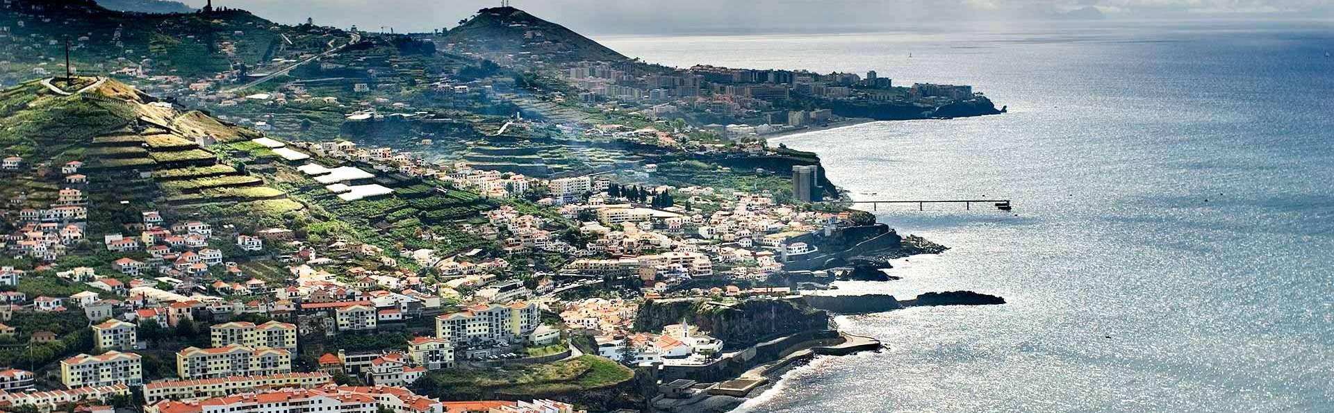 Especial Minivacaciones de lujo: Escapada con Media Pensión en la isla de Madeira (desde 3 noches)