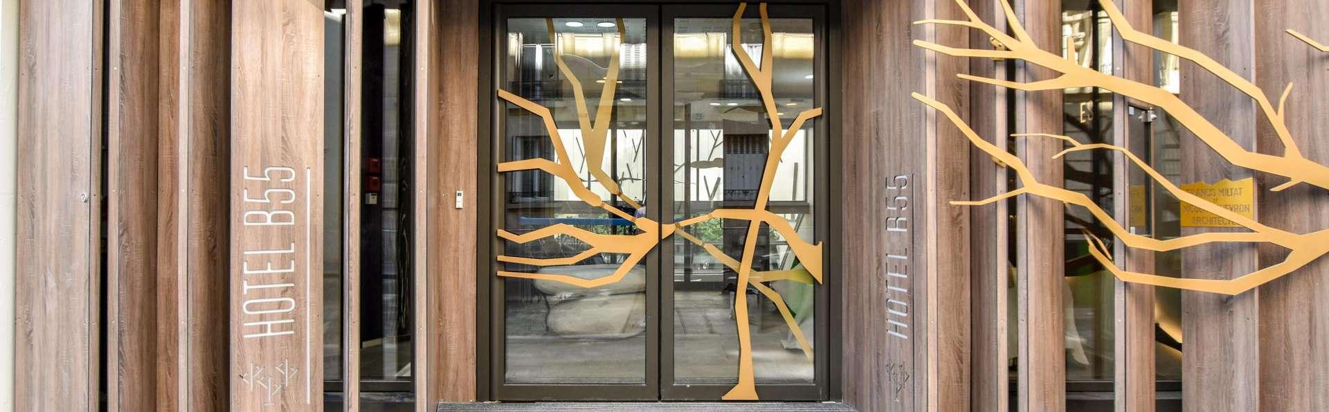 Séjour détente dans un hôtel design de Paris