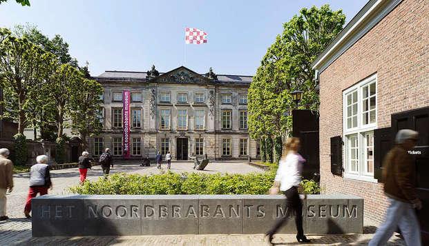 Ontdek de cultuur van Den Bosch met toegang tot het Noordbrabants Museum