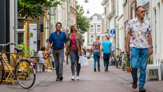 Shoppen en heerlijk dineren in het prachtige Den Bosch