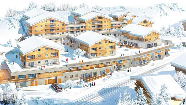 Residence Club MMV La Cle des Cimes