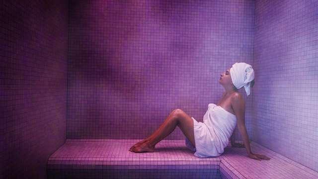 Accès au spa pour 2 adultes (jour 1 et jour 2)
