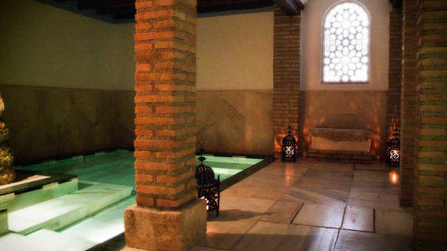 Escapada Relax con acceso a los baños árabes en un hotel boutique