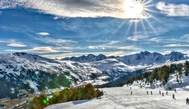 Confort en Andorra a 2000 metros de altitud