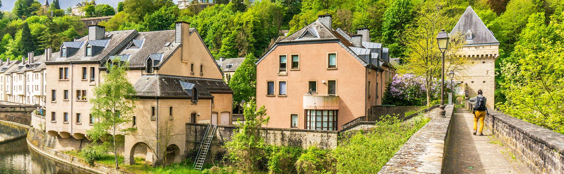 Ontsnap naar Luxemburg: picknick en mountainbiken om de stad te verkennen (vanaf 2 nachten)