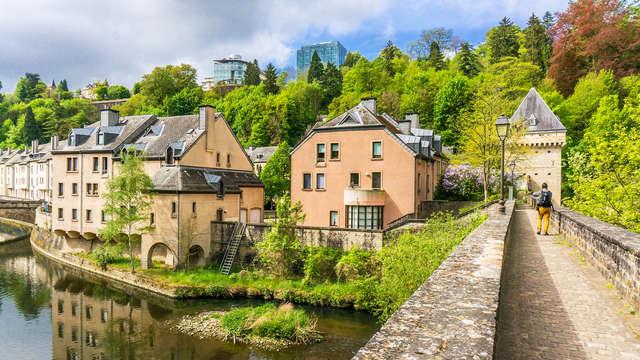 Echappée à Luxembourg : pic-nic et VTT pour partir à la découverte de la ville (àpd 2 nuits)