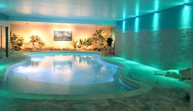 Week-end détente avec sauna privatisé près de Deauville