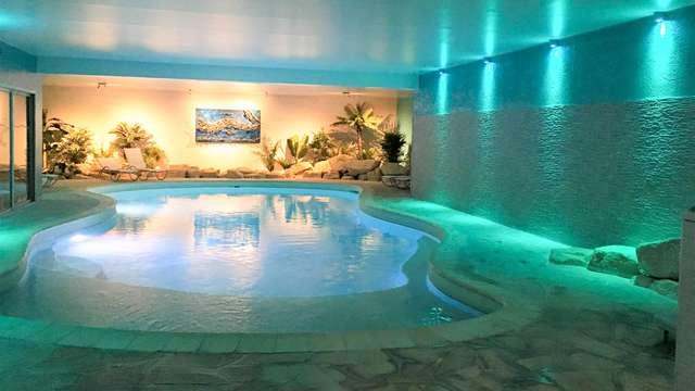 Escapada relax con sauna privada cerca de Deauville