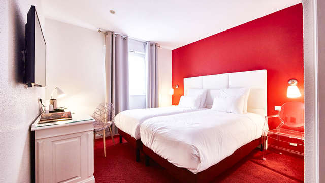Best Western Hotel Au Cheval Blanc Mulhouse Nord