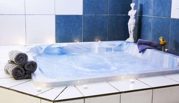 Best Western Hotel Au Cheval Blanc Mulhouse Nord - NEW WELLNESS-