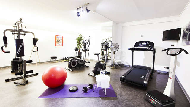 Best Western Hotel Au Cheval Blanc Mulhouse Nord - NEW WELLNESS