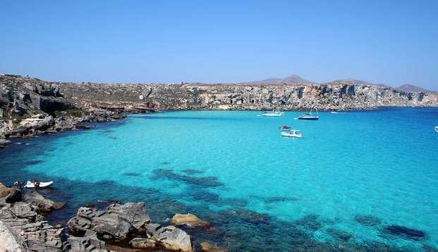 Soggiorno al mare in Sicilia: 7 giorni in pensione completa con spa