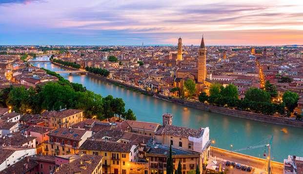 Recorre las calles históricas de Verona