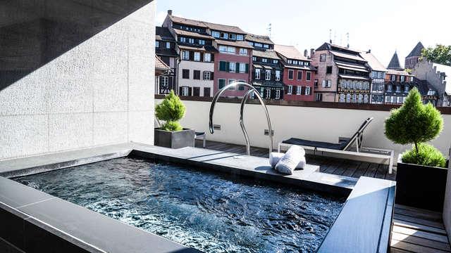 Week-end détente dans un hôtel de prestige à Strasbourg