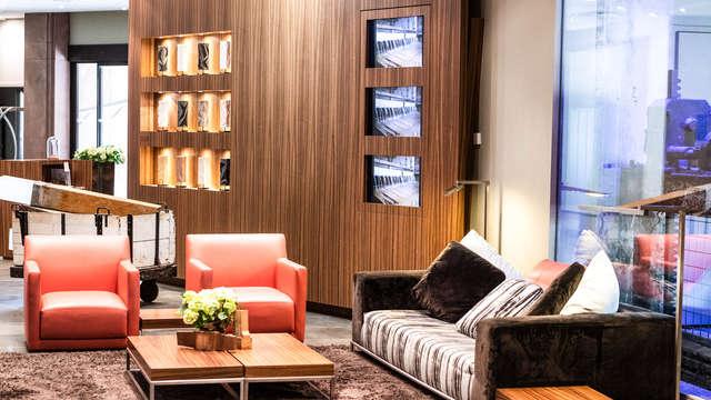 Wellnessweekend in een prestigieus hotel in Straatsburg