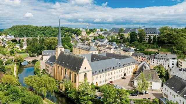 Échappée belle aux portes de Luxembourg (à partir de 2 nuits)