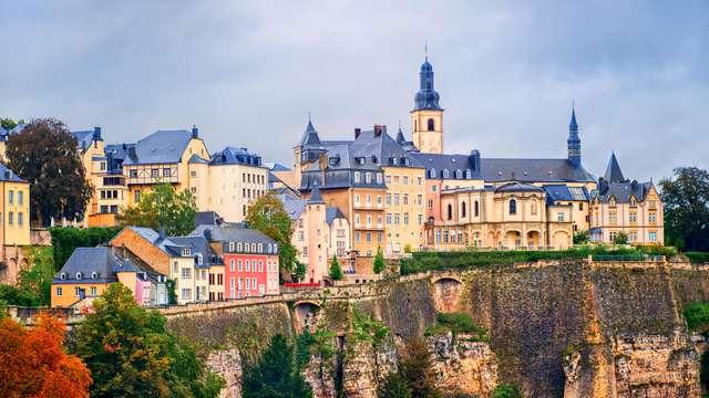 Verandering van omgeving aan de poorten van Luxemburg (vanaf 2 nachten)