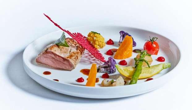 Thalasso, bien-être et dîner en chambre prestige sur l'île de Ré